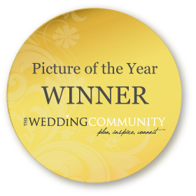 Picture of the year winner, award-winning wedding photography, Edinburgh, Scotland