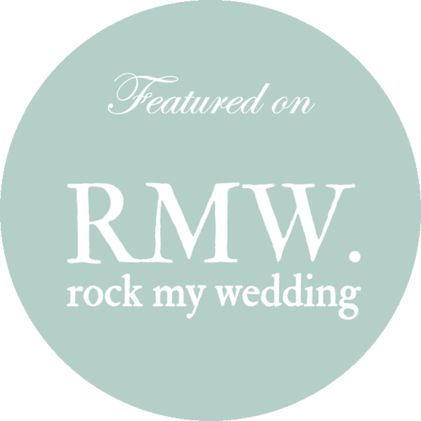 Scottish wedding photographer featured on Rock My Wedding
